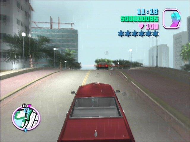 Gta Vice City Cheats Ps Cars Drive On Water