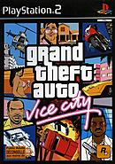 Jaquette Grand Theft Auto : Vice City - PlayStation 2