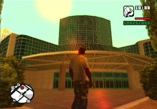 Test Grand Theft Auto : San Andreas PlayStation 2 - Screenshot 82