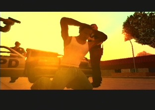 Test Grand Theft Auto : San Andreas PlayStation 2 - Screenshot 83