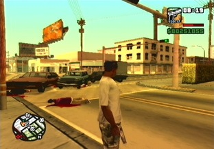 Grand Theft Auto : San Andreas Playstation 2