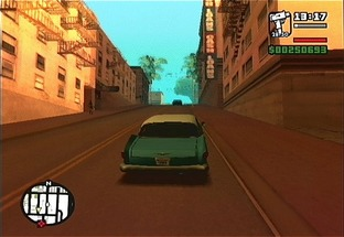Grand Theft Auto : San Andreas disponible sur le PSN