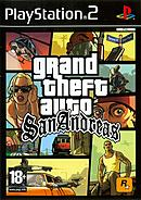 Jaquette Grand Theft Auto : San Andreas - PlayStation 2
