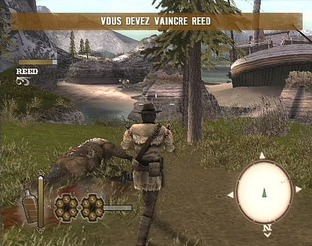 Gun PlayStation 2
