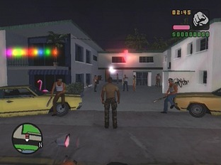 Test Grand Theft Auto : Vice City Stories PlayStation 2 - Screenshot 22