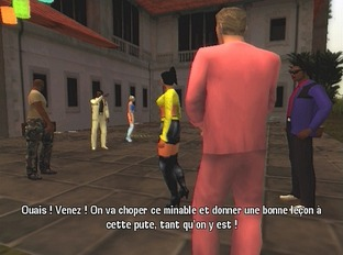 Test Grand Theft Auto : Vice City Stories PlayStation 2 - Screenshot 24