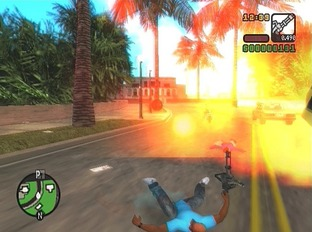 Test Grand Theft Auto : Vice City Stories PlayStation 2 - Screenshot 25