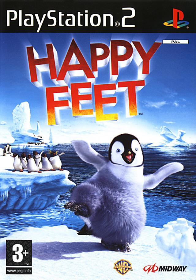 Achat Happy Feet sur PS2 - jeuxvideo.com