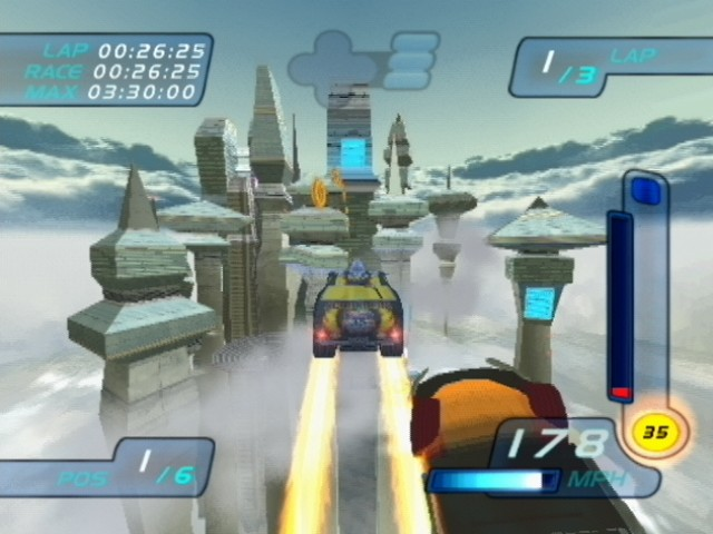 Hot Wheels : World Race