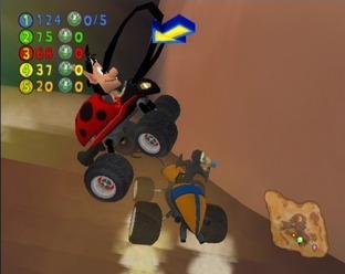 Fiche complète Hugo : Bukkazoom! - PlayStation 2