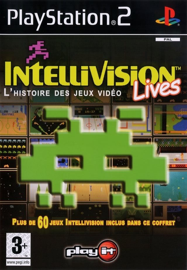 Intellivision Lives ! sur PlayStation 2 - jeuxvideo.com