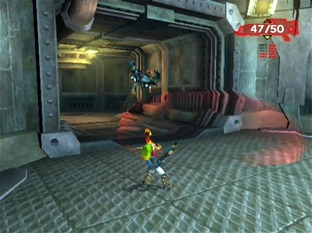 Test Jak 2 : Hors La Loi PlayStation 2 - Screenshot 59