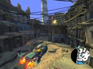 Test Jak 2 : Hors La Loi PlayStation 2 - Screenshot 60