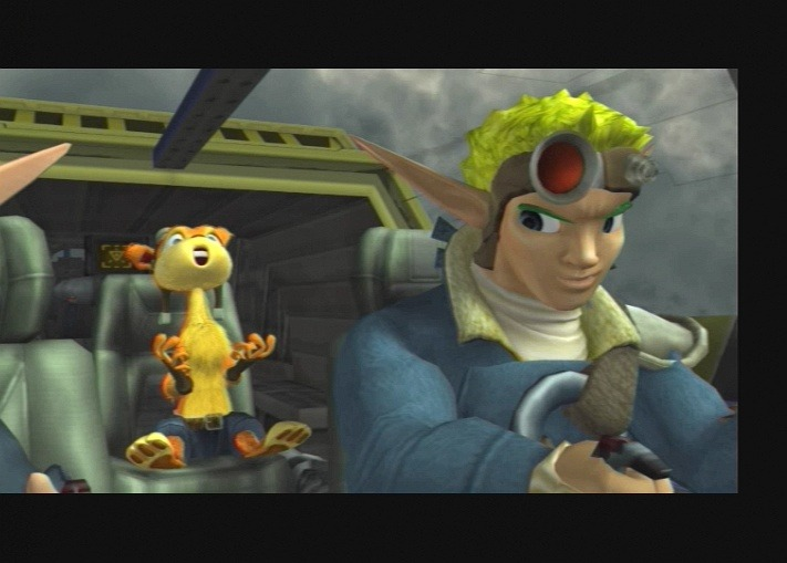 jak and daxter - the lost frontier PS2 URL Raccourcie