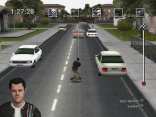 Test Jackass : The Game PlayStation 2 - Screenshot 6