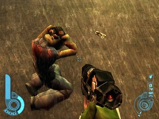 Test Judge Dredd : Dredd Vs Death PlayStation 2 - Screenshot 2