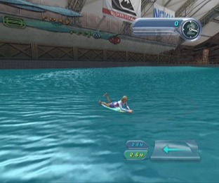 Test Kelly Slater's Pro Surfer PlayStation 2 - Screenshot 9