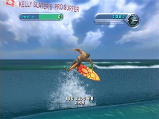 Test Kelly Slater's Pro Surfer PlayStation 2 - Screenshot 11