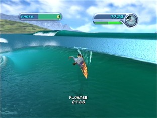 Test Kelly Slater's Pro Surfer PlayStation 2 - Screenshot 14