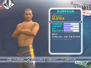 Test Kelly Slater's Pro Surfer PlayStation 2 - Screenshot 4