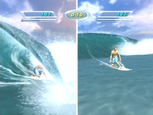 Test Kelly Slater's Pro Surfer PlayStation 2 - Screenshot 5