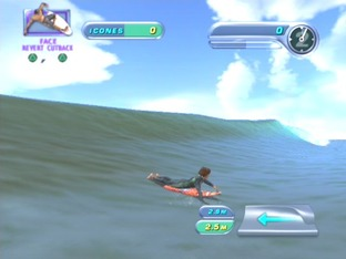 Test Kelly Slater's Pro Surfer PlayStation 2 - Screenshot 6