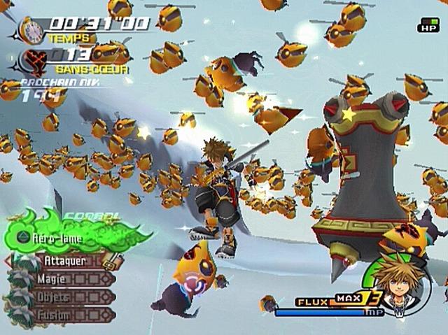 Un jeux LE jeux THE GAME Kingdom Hearts Kgh2p2135