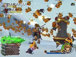 Test Kingdom Hearts 2 PlayStation 2 - Screenshot 135