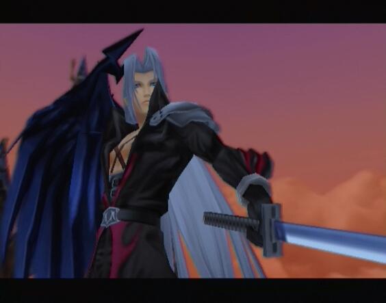 Un jeux LE jeux THE GAME Kingdom Hearts Kgh2p2136