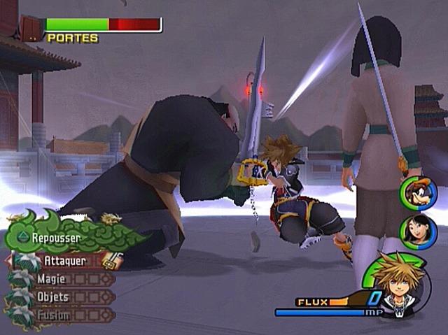 Un jeux LE jeux THE GAME Kingdom Hearts Kgh2p2154