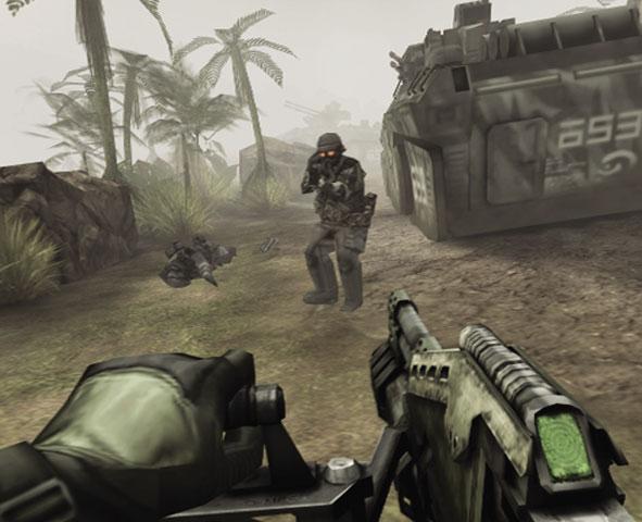 Killzone 1-2-3 (PS2 - PS3) Kizop2003