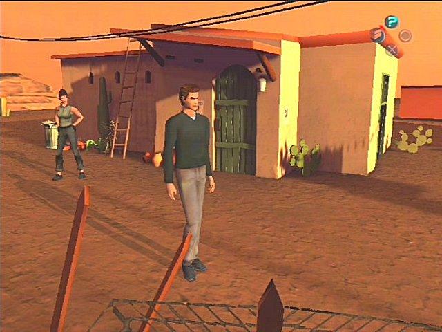 Images Largo Winch : Aller Simple pour les Balkans PlayStation 2 - 3