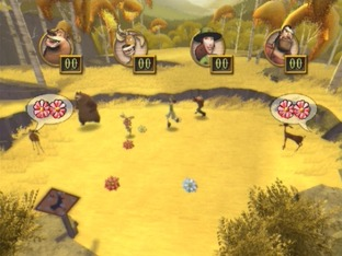 Test Les Rebelles De La Foret PlayStation 2 - Screenshot 5