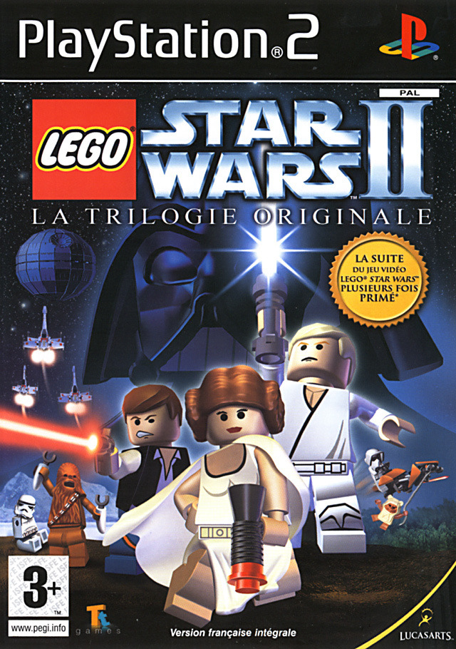 lego star wars ii la trilogie originale sur playstation 2 jeuxvideocom