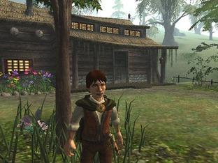 Test Le Seigneur Des Anneaux : La Communaute De L'Anneau PlayStation 2 - Screenshot 13