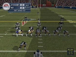 Test Madden NFL 2003 PlayStation 2 - Screenshot 14