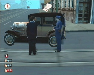 Mafia PlayStation 2