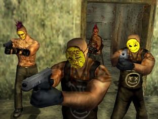 Manhunt PS2 - Screenshot 22