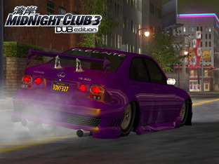 Images Midnight Club 3 : Dub Edition PlayStation 2 - 16