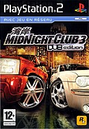 Jaquette Midnight Club 3 : Dub Edition - PlayStation 2