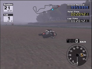 Test Moto GP 3 PlayStation 2 - Screenshot 15