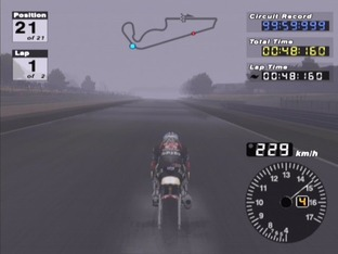 Test Moto GP 3 PlayStation 2 - Screenshot 20