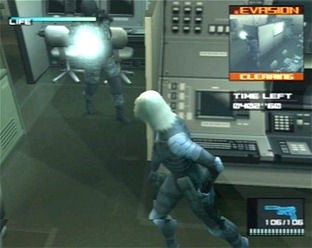Metal Gear Solid 2 : Sons of Liberty PlayStation 2