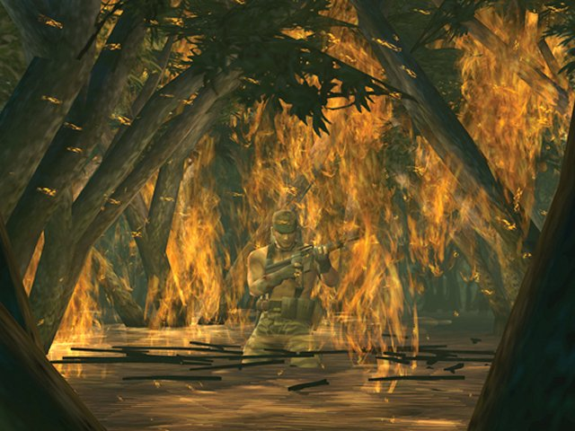 Images Metal Gear Solid 3 : Snake Eater PlayStation 2 - 21