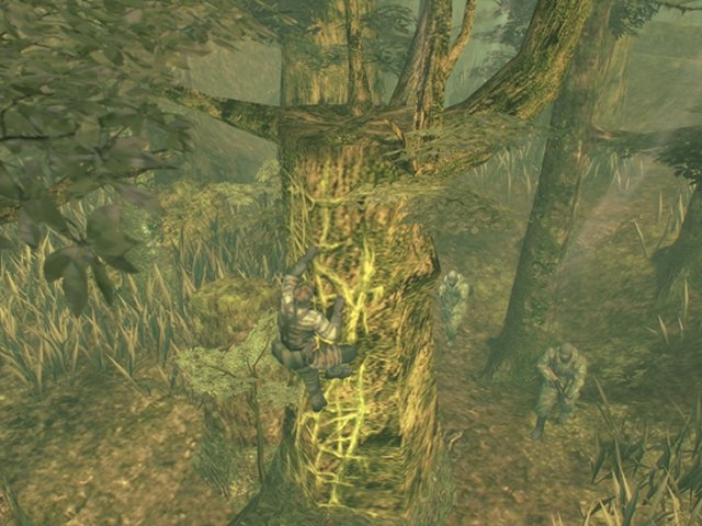 Images Metal Gear Solid 3 : Snake Eater PlayStation 2 - 23