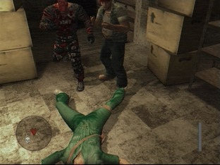 Test Manhunt 2 PlayStation 2 - Screenshot 30