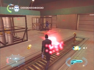 Test Men In Black 2 : Alien Escape PlayStation 2 - Screenshot 7