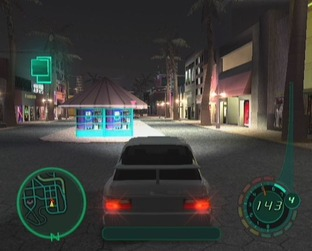 Test Midnight Club 2 PlayStation 2 - Screenshot 19