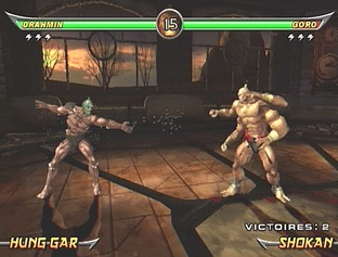 Mortal Kombat Armageddon PlayStation 2