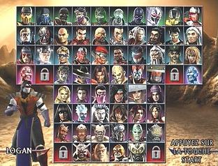 Mortal Kombat Armageddon PlayStation 2